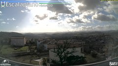 view from Escalaplano on 2019-12-09