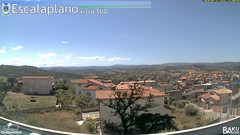 view from Escalaplano on 2020-05-27