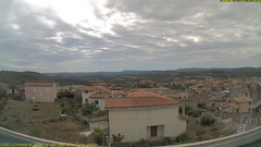 view from Escalaplano on 2020-06-11