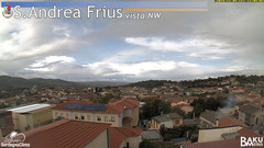 view from Sant'Andrea Frius on 2019-11-09
