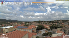 view from Sant'Andrea Frius on 2020-05-20
