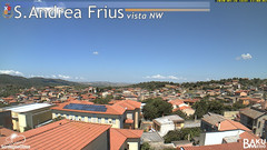 view from Sant'Andrea Frius on 2020-05-26