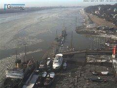 view from Altona Westen  on 2021-02-14
