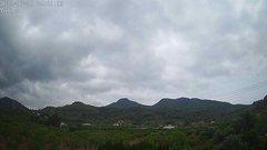 view from Borriol - la Vall del Morico (Vista Est-Desert) on 2021-07-26