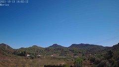 view from Borriol - la Vall del Morico (Vista Est-Desert) on 2021-10-13