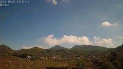 view from Borriol - la Vall del Morico (Vista Est-Desert) on 2021-10-20