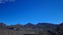 view from Borriol - la Vall del Morico (Vista Est-Desert) on 2021-10-23