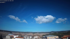 view from Fontanars2 AVAMET on 2020-11-21