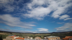 view from Fontanars2 AVAMET on 2021-05-12