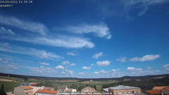 view from Fontanars2 AVAMET on 2021-05-14