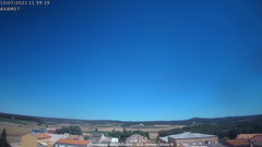 view from Fontanars2 AVAMET on 2021-07-13