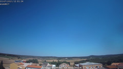 view from Fontanars2 AVAMET on 2021-07-22