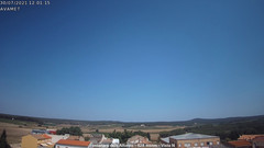 view from Fontanars2 AVAMET on 2021-07-30