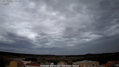 view from Fontanars2 AVAMET on 2021-09-13
