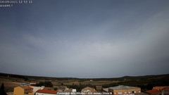 view from Fontanars2 AVAMET on 2021-09-14