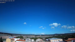 view from Fontanars2 AVAMET on 2021-10-14
