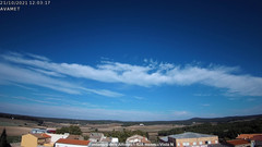 view from Fontanars2 AVAMET on 2021-10-21