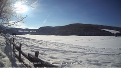 """view from Webcam Cansiglio - verso la piana dei """"Bech"""" on 2021-01-19"""