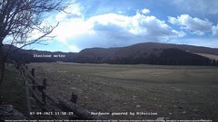 """view from Webcam Cansiglio - verso la piana dei """"Bech"""" on 2021-04-07"""