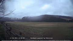 """view from Webcam Cansiglio - verso la piana dei """"Bech"""" on 2021-04-11"""
