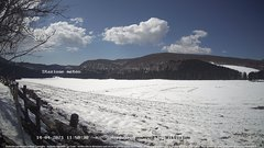 """view from Webcam Cansiglio - verso la piana dei """"Bech"""" on 2021-04-14"""