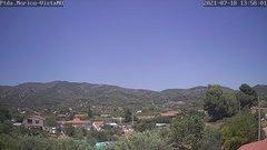 view from Borriol - la Vall del Morico  (Vista N-Balaguera) on 2021-07-18