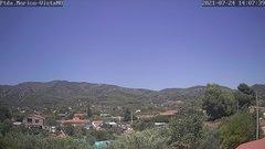 view from Borriol - la Vall del Morico  (Vista N-Balaguera) on 2021-07-24
