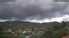 view from Borriol - la Vall del Morico  (Vista N-Balaguera) on 2021-10-14