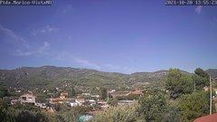 view from Borriol - la Vall del Morico  (Vista N-Balaguera) on 2021-10-20