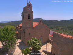 view from Xodos - Ajuntament (Plaça de l'Esglèsia) on 2021-06-10
