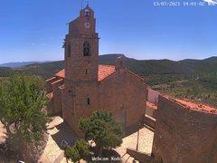 view from Xodos - Ajuntament (Plaça de l'Esglèsia) on 2021-07-13