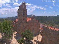 view from Xodos - Ajuntament (Plaça de l'Esglèsia) on 2021-07-15