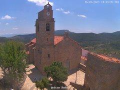 view from Xodos - Ajuntament (Plaça de l'Esglèsia) on 2021-07-16