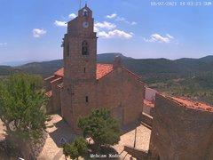 view from Xodos - Ajuntament (Plaça de l'Esglèsia) on 2021-07-18