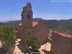 view from Xodos - Ajuntament (Plaça de l'Esglèsia) on 2021-07-19