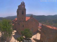 view from Xodos - Ajuntament (Plaça de l'Esglèsia) on 2021-07-30