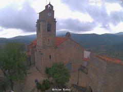 view from Xodos - Ajuntament (Plaça de l'Esglèsia) on 2021-08-30