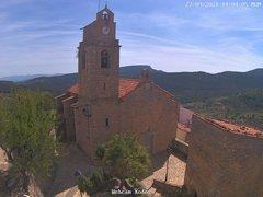 view from Xodos - Ajuntament (Plaça de l'Esglèsia)  on 2021-09-27