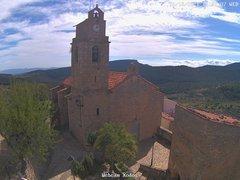 view from Xodos - Ajuntament (Plaça de l'Esglèsia)  on 2021-10-06