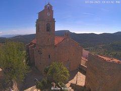 view from Xodos - Ajuntament (Plaça de l'Esglèsia)  on 2021-10-07