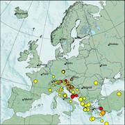 view from Erdbeben Europa on 2021-04-15