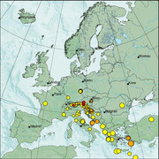 view from Erdbeben Europa on 2021-04-16