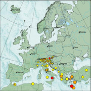 view from Erdbeben Europa on 2021-07-24
