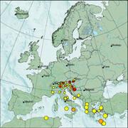 view from Erdbeben Europa on 2021-07-26