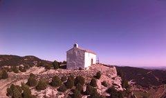 view from Xodos - Sant Cristòfol (Vista NE) on 2021-10-13