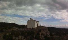 view from Xodos - Sant Cristòfol (Vista NE) on 2021-10-18
