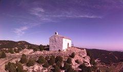view from Xodos - Sant Cristòfol (Vista NE) on 2021-10-20