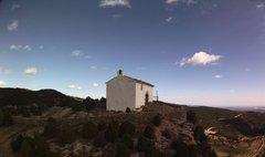 view from Xodos - Sant Cristòfol (Vista NE) on 2021-10-23
