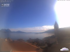 view from Baveno on 2021-01-25