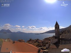 view from Baveno on 2021-04-04